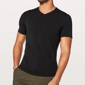 Men's Lululemon V neck tee